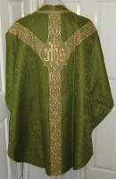 Green Gothic Vestment