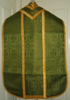 Roman Vestments Gold bullion Braid