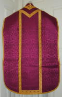 Roman Vestments Quality damask traditional