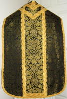 Roman Vestments Quality damask and Quality brocade