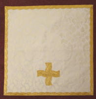 Marian French Latin Vestment