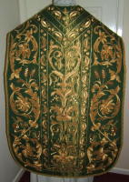 Roman Vestments Rich Italian style embroidered
