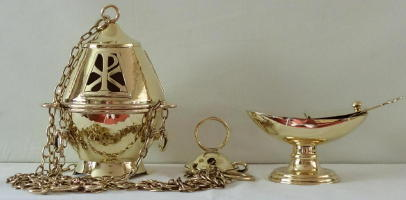 Brass Thurible