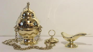 Brass Thurible 6706